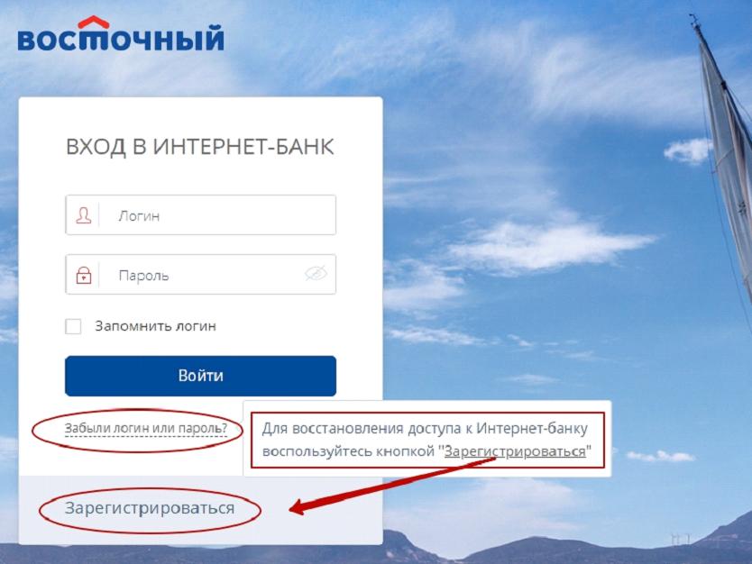 восточный банк тобольск кредиты